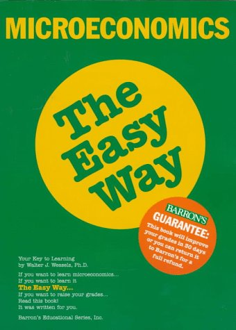 Microeconomics the Easy Way (Easy Way Series)