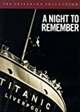 A Night to Remember (The Criterion Collection)