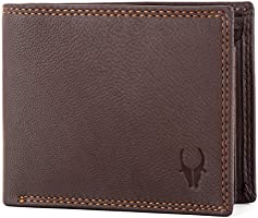 WildHorn Brown Genuine Men Leather Wallet
