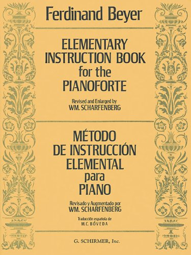 (Elementary Instruction Book for the Pianoforte/Metodo de Instruccion Elemental para Piano)