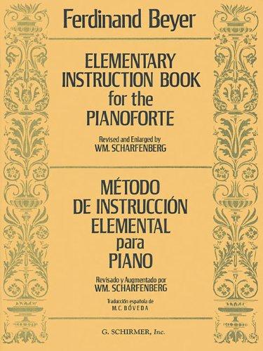 Elementary Instruction for the Pianoforte: (Metodo de Instruccion Elemental)