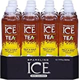 Sparkling ICE Spring Water, 17 Ounce (Pack of 12)