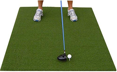 60'' X 60'' XL Tee Golf Mat - Holds A Wooden Tee by All Turf Mats (Image #1)