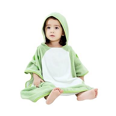 Angemessen Baby Handtuch Kapuzen & Badetücher