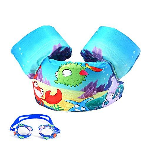 Puddle Jumper Infant Life Floatation Jacket Swim Aid Coast ...