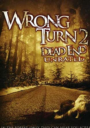 Amazon Com Wrong Turn 2 Dead End Unrated Erica Leerhsen