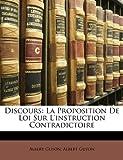 Discours, Albert Guyon, 1147495580