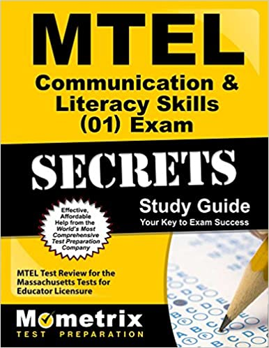 mtel communication and literacy passing score