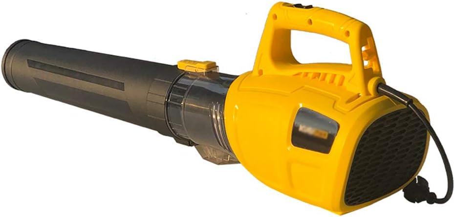 DYS@ Aspiradora de Hojas eléctrica, aspiradora de jardín de 3000 W, soplador de jardín, Velocidad Variable: Amazon.es: Hogar
