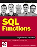 img - for SQL Functions Programmer's Reference (Programmer to Programmer) by Arie Jones (2005-04-29) book / textbook / text book