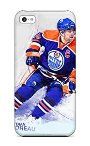 Excellent Design Edmonton Oilers (38) Case Cover For Iphone 5c
