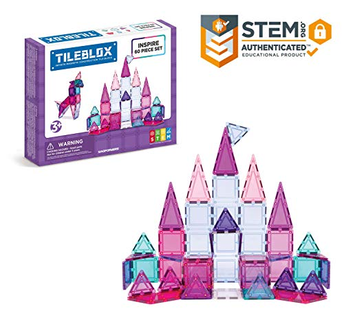 Tileblox Inspire Set Magnetic Building Blocks