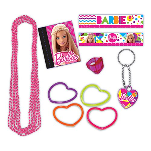 Amscan Barbie Sparkle Favor Pack (48ct) -