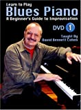 DVD-Learn To Play Blues Piano #1