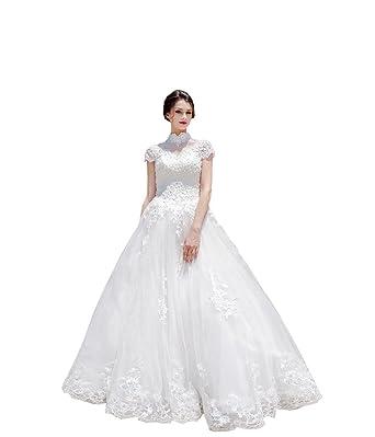 594d7d0444197 ウエディングドレス 花嫁 二次会 ドレス 結婚式 ドレス マタニティ エンパイア エンパイアライン・パールと刺繍