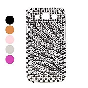 GJY Rhinestone Hard Case for Samsung Galaxy S3 I9300 (Assorted Colors) , Pink