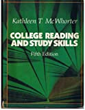 College Reading and Study Skills, McWhorter, Kathleen T., 0673464423