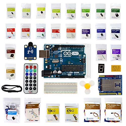 ALSRobot UNO R3 Project Complete Starter Kit with Tutorial for Arduino , Educational Robotics(More Than 17 How to Tutorials) by ALSRobot (Image #7)