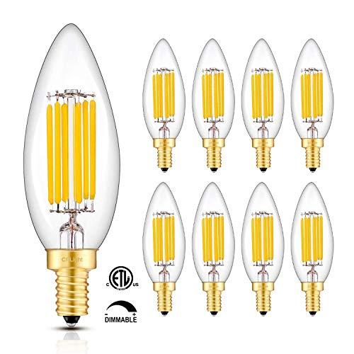 antique chandelier bulbs - 7