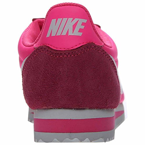 Nike Kvinna Klassiska Cortez Läder Avslappnad Sko Rosa