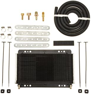 Earls 71008AERL Temp-A-Cure Curved Oil Cooler