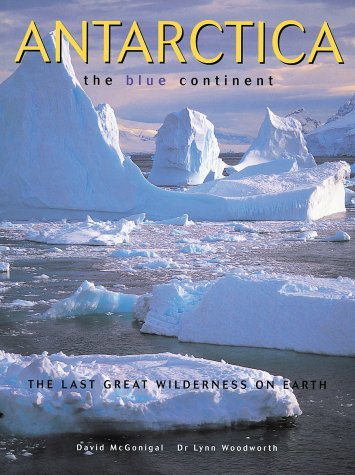 Antarctica: The Blue Continent by Brand: Firefly Books