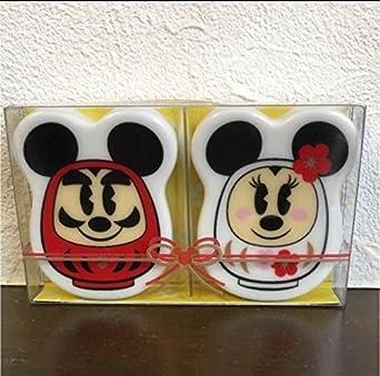 Amazon.co.jp: ディズニー お正月箸置き ミッキーとミニー