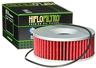 3x Filtro de aceite Hyosung GV 125 Aquila 00-10 Hiflo HF131