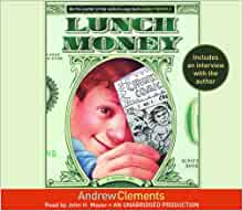 lunch money by andrew clements book report Lunch money - ebook written by andrew clements read this book using google play books app on your pc, android, ios devices download for offline reading, highlight, bookmark or take notes while you read lunch money.