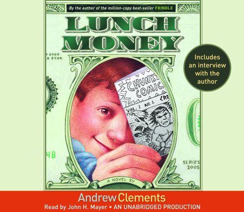 Lunch Money by Listening Library (Audio)