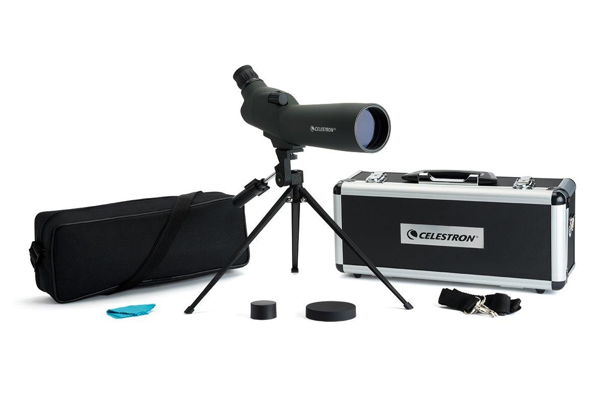 Celestron 52229 60 mm Refractor Zoom Spotting Scope