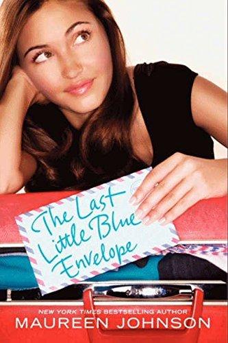 13 little blue envelopes - 9