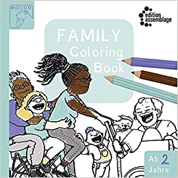FAMILY Coloring Book: Amazon.de: LEONA Games GmbH: Bücher