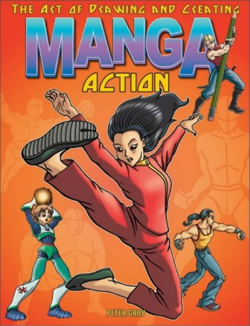 F.R.E.E The Art of Drawing and Creating Manga Action<br />[W.O.R.D]