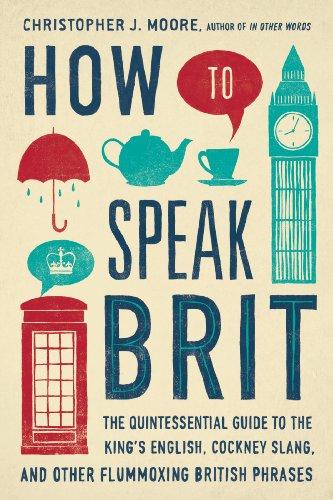how to be british - 3