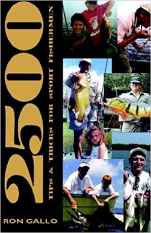 2500 Fishing Tips and Tricks: Amazon.es: Gallo, Ron L ...
