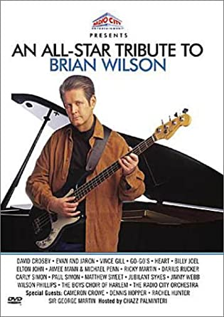 all star tribute to brian wilson