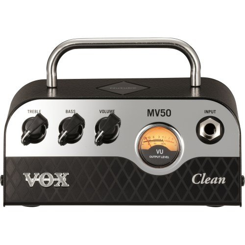 VOX MV50CL Series Amplifier Head, AC Head by Vox