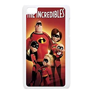 Peronalised Phone Case The Incredibles For Ipod Touch 4 LJ2S33589