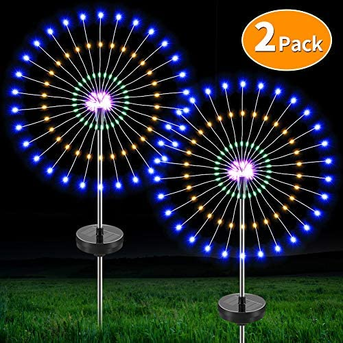 CrazyFire Starburst Control Powered Backyard product image