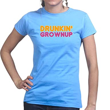 Review Customised_Perfection Womens Drunkin Grownup
