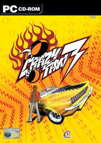 Crazy Taxi 3 (PC CD-ROM) UK IMPORT