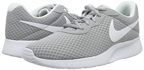 weiß Nike Grigio Scarpe wolfgrau Running Tanjun Donna vYvwOq6