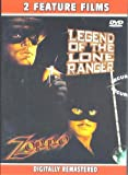 Legend of the Lone Ranger + Zorro