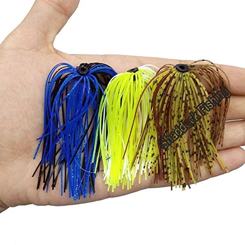 Shaddock Fishing Silicone Spinnerbatis Buzzbaits product image