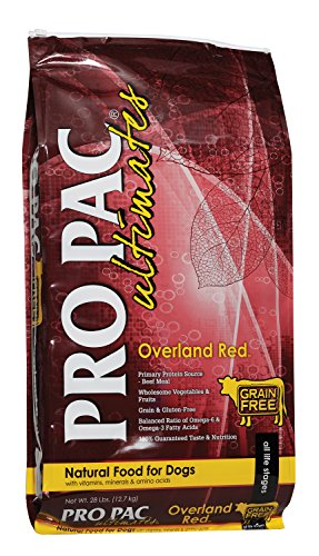 (Midwestern PRO PAC Ultimates Dry Dog Food, 28 Pound, Gluten Free Red Grain)