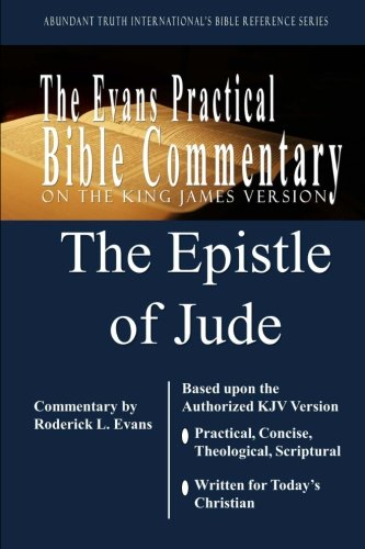 The Epistle of Jude: The Evans Practical Bible Commentary pdf epub