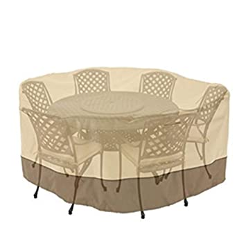 JIANFEI Housse Protection Salon De Jardin Table Chaise Gros ...