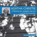 L'homme au complet marron Audiobook by Agatha Christie Narrated by Michel Vuillermoz
