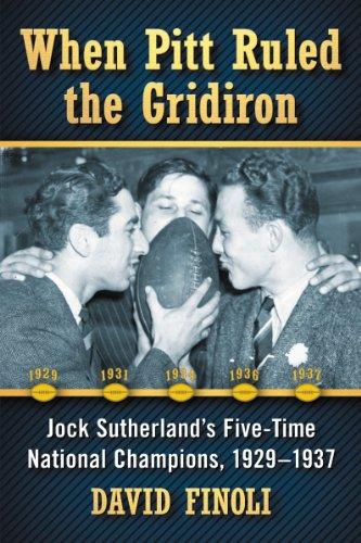 Pitt Panthers Football History - 2